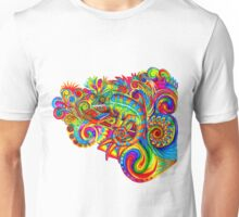 Psychedelizard Unisex T-Shirt