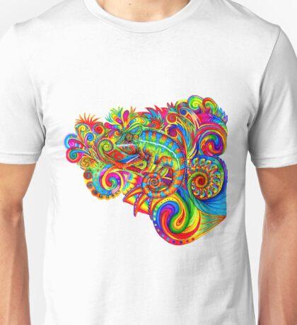 Psychedelizard Unisex T-Shirt