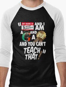 """ My name is Enzo Amore Men's Baseball ¾ T-Shirt"