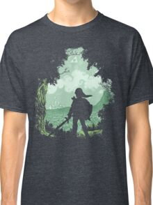 Adventure Begins Classic T-Shirt