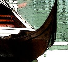 The Gondola by Janys Hyde