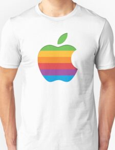 Apple Computers Retro Logo T-Shirt
