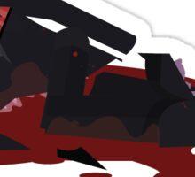 Dead Mobster Sticker