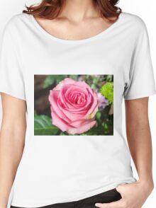 CAROLINA ROSE Women's Relaxed Fit T-Shirt