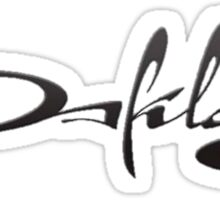 Oakley Logo Sticker