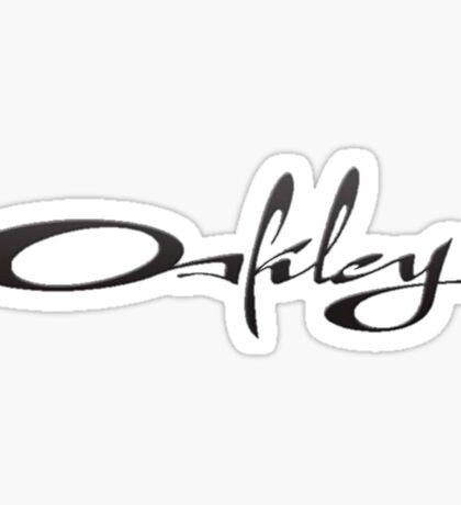 Oakley Logo Sticker