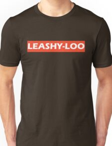Me and my leashy-loo OBEY style T-Shirt
