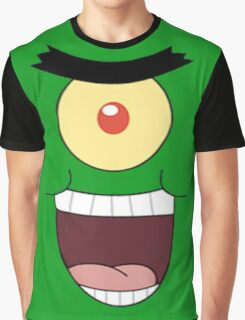 plankton Graphic T-Shirt
