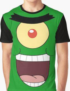 plankton Graphic T-Shirt