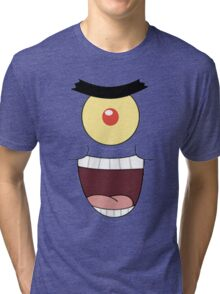 plankton Tri-blend T-Shirt