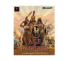 Age of Empires Classic Photographic Print