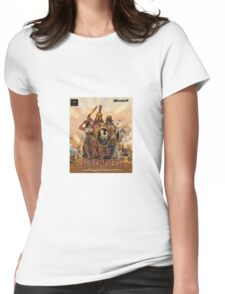 Age of Empires Classic Womens Fitted T-Shirt