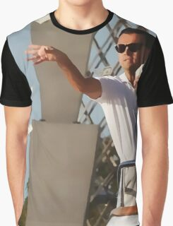 Wolf Of Wall Street Graphic T-Shirt