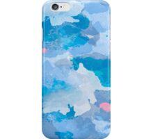 Baby Sky Marbled Design iPhone Case/Skin