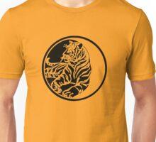 Tiger Tattoo - Black Unisex T-Shirt