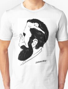 What's on A Man's Mind T-Shirt