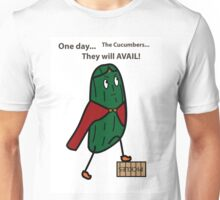 Cucumber Lord Unisex T-Shirt