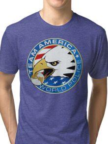 World Police Tri-blend T-Shirt