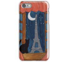 Paris Moonlight iPhone Case/Skin