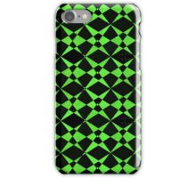 Abstract textured pattern iPhone Case/Skin