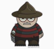 Mini Freddy Krueger Kids Tee