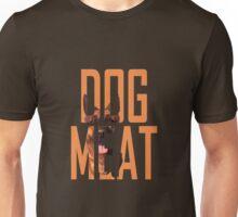 Dogmeat Text Unisex T-Shirt