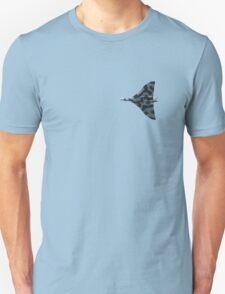 Vulcan bomber in flight T-Shirt
