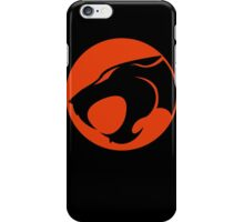 Thundercats RED & BLACK Little iPhone Case/Skin