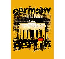 EURO BERLIN Photographic Print