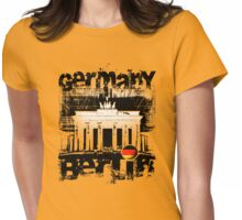 EURO BERLIN Womens Fitted T-Shirt