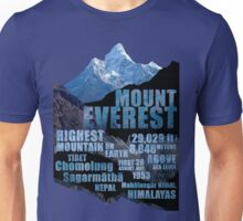 Mount Everest Unisex T-Shirt