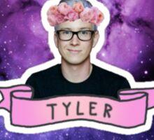 Galaxy Tyler Oakley  Sticker