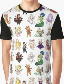 Little Monsters Graphic T-Shirt