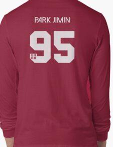 Park Jimin - Real Name BTS Member Jersey HYYH Long Sleeve T-Shirt