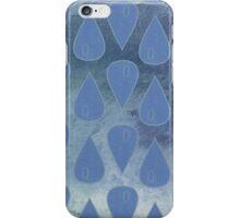 Cerulean City (Pattern) iPhone Case/Skin