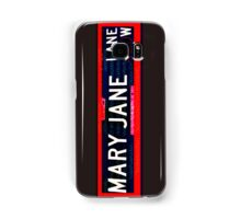Mary Jane Lane Samsung Galaxy Case/Skin