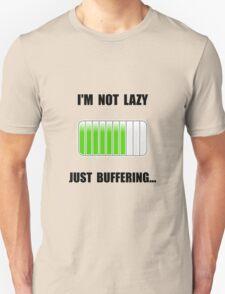Lazy Buffering T-Shirt