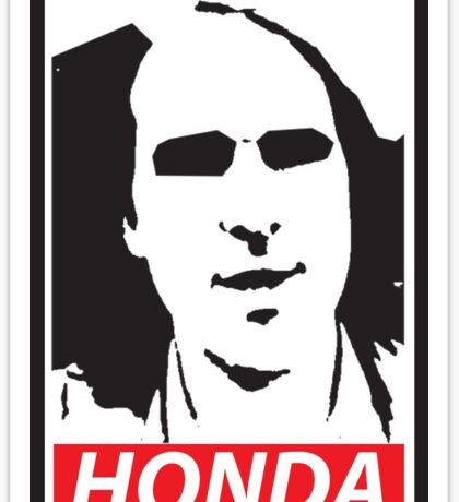 Peep Show - GOG Honda Sticker