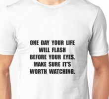 Life Flash Unisex T-Shirt