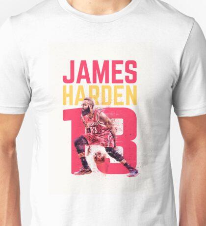 James Harden- Houston Rockets Unisex T-Shirt