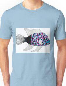 Colorful fish Unisex T-Shirt