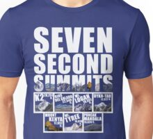 Seven Second Summits Unisex T-Shirt