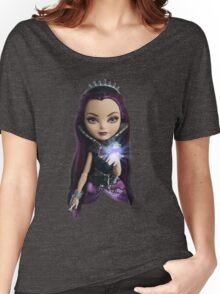 Raven Queen Women's Relaxed Fit T-Shirt