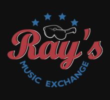 Ray's Music Exchange One Piece - Short Sleeve