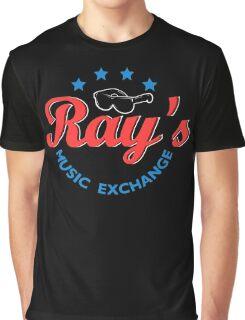 Ray's Music Exchange Graphic T-Shirt