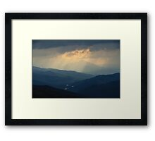 Ben Lawers Scottish Highlands Scotland UK Framed Print