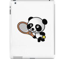 Tennis Panda iPad Case/Skin