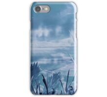 Serene Blue iPhone Case/Skin