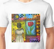 Looking for Inspiration in ALL the RIGHT Places Unisex T-Shirt