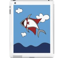 Super Shark iPad Case/Skin